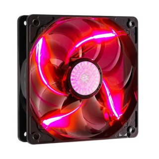 FS- Cooler Master  120mm Red & Green LED Case Fan 120mm Cooler10