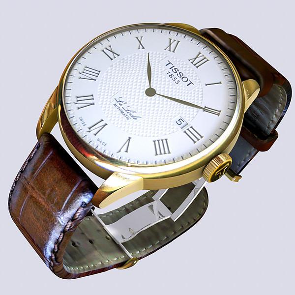 Besoin de conseil pour achat d'une montre automatique max 500E/600E - Page 2 Tissot10