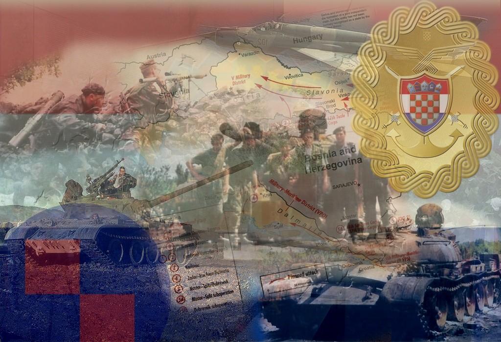 CROATIAN ARMED ASSAULT COMMUNITY