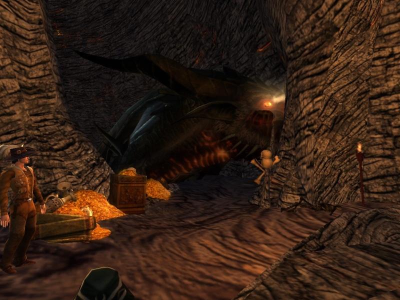 Draigoch the dragon Screen11
