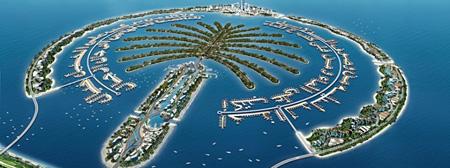 Géostratégie de Dubaï  Island10