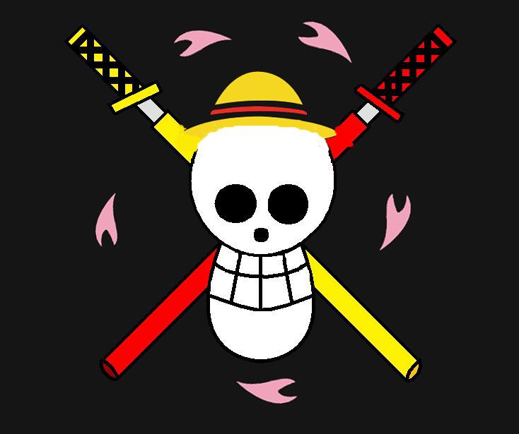 Bandera de Zorro,Robin y yo Bander11