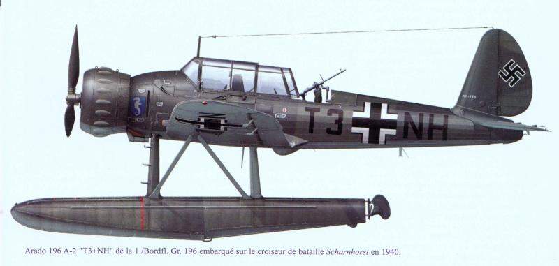 1:72 Scale German WW2 Heavy Battle Cruiser K.M.S. Scharnhorst 1943 - Page 5 0-arad13