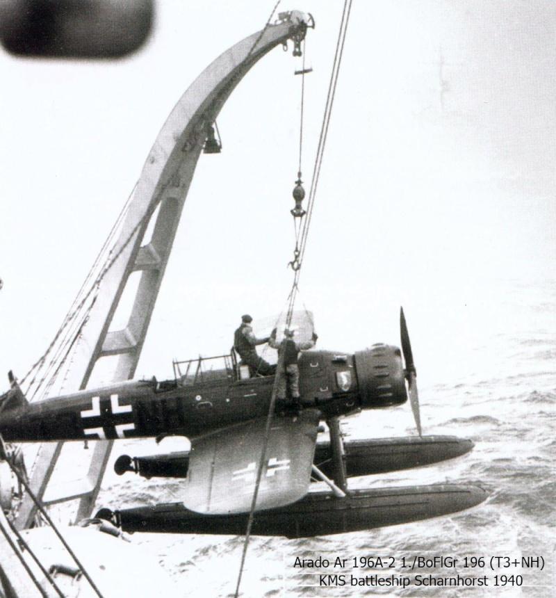1:72 Scale German WW2 Heavy Battle Cruiser K.M.S. Scharnhorst 1943 - Page 5 1-arad10