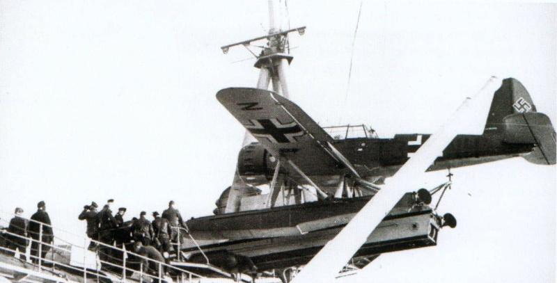 1:72 Scale German WW2 Heavy Battle Cruiser K.M.S. Scharnhorst 1943 - Page 5 1-arad11