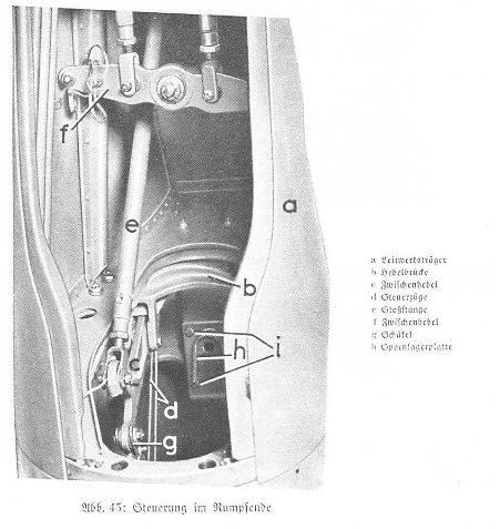 Me Bf109F details 211