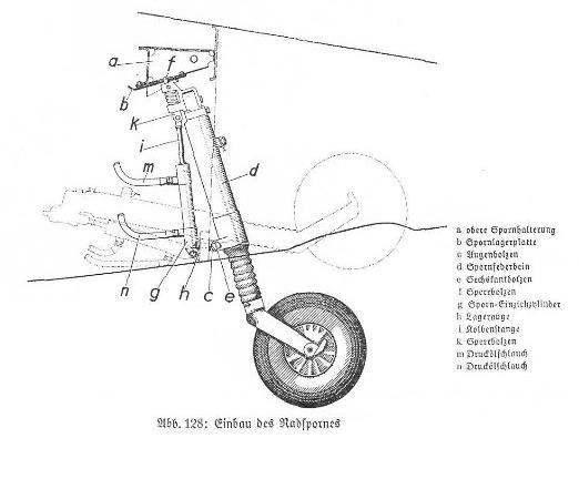 Me Bf109F details 410