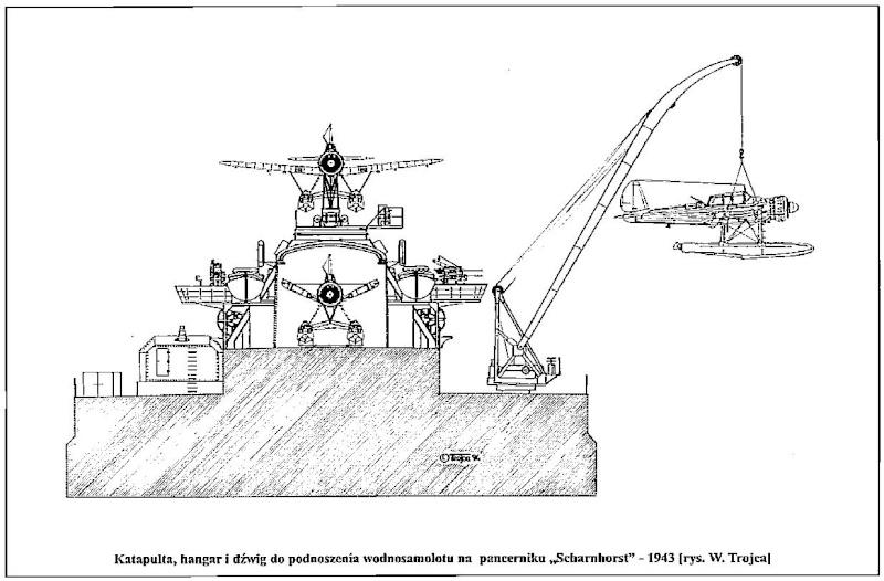 1:72 Scale German WW2 Heavy Battle Cruiser K.M.S. Scharnhorst 1943 - Page 5 A10