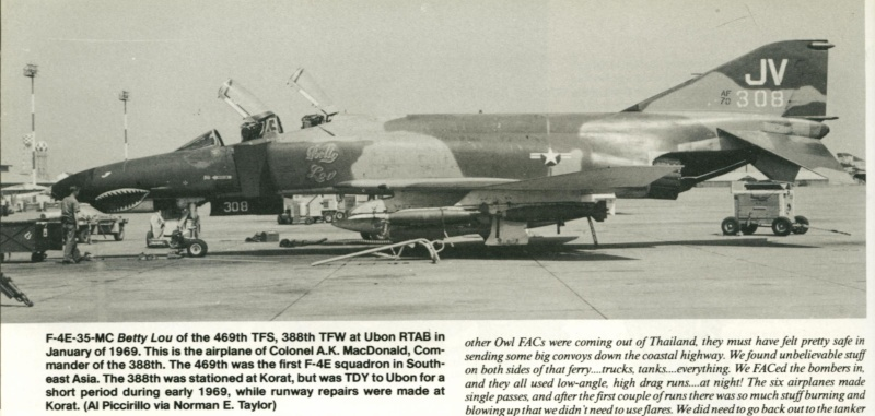 F- 4E Phantom details  Betty_10