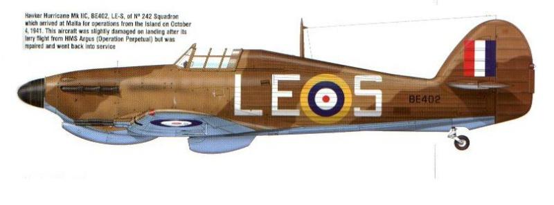 Malta's Hurricane Mk.IIC - looking for photo & paint scheme Le-s10
