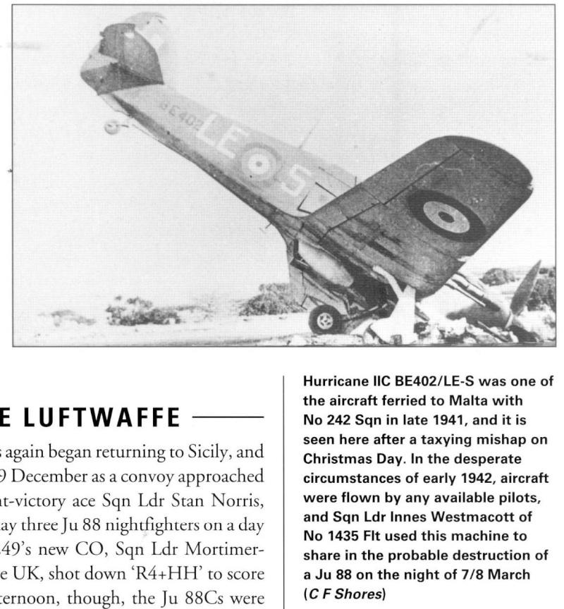 Malta's Hurricane Mk.IIC - looking for photo & paint scheme R10