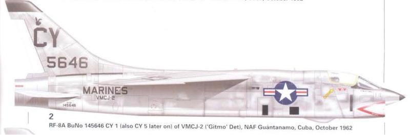 1/32nd F-8E Crusader Rf10