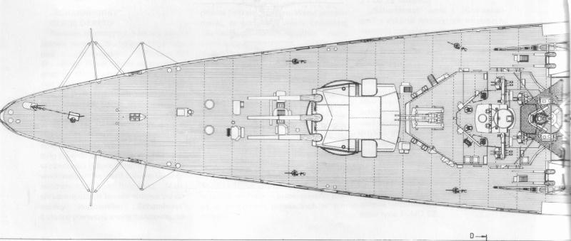 1:72 Scale German WW2 Heavy Battle Cruiser K.M.S. Scharnhorst 1943 - Page 5 Scharn12