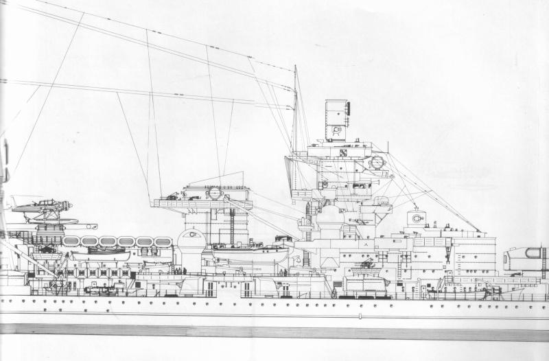 1:72 Scale German WW2 Heavy Battle Cruiser K.M.S. Scharnhorst 1943 - Page 5 Scharn13