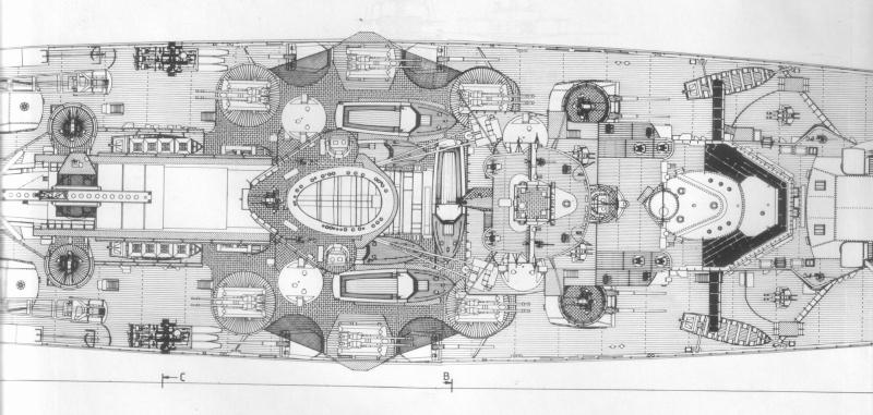 1:72 Scale German WW2 Heavy Battle Cruiser K.M.S. Scharnhorst 1943 - Page 5 Scharn14