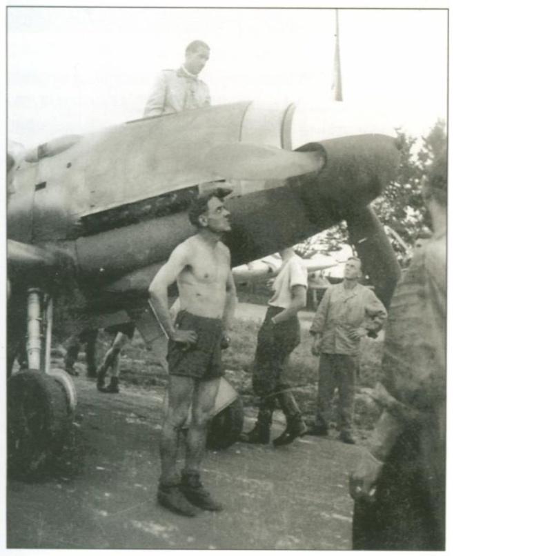 Me Bf109F details U_10