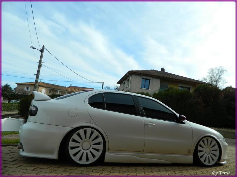 Seat Toledo² Un air ride et 4 Maserati Granturismo en 20. Dscn0027