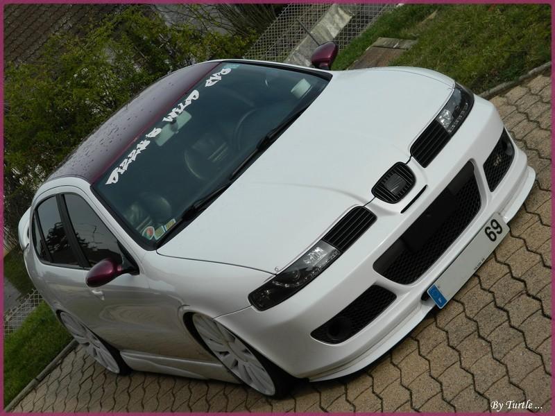 Seat Toledo² Un air ride et 4 Maserati Granturismo en 20. Dscn0032