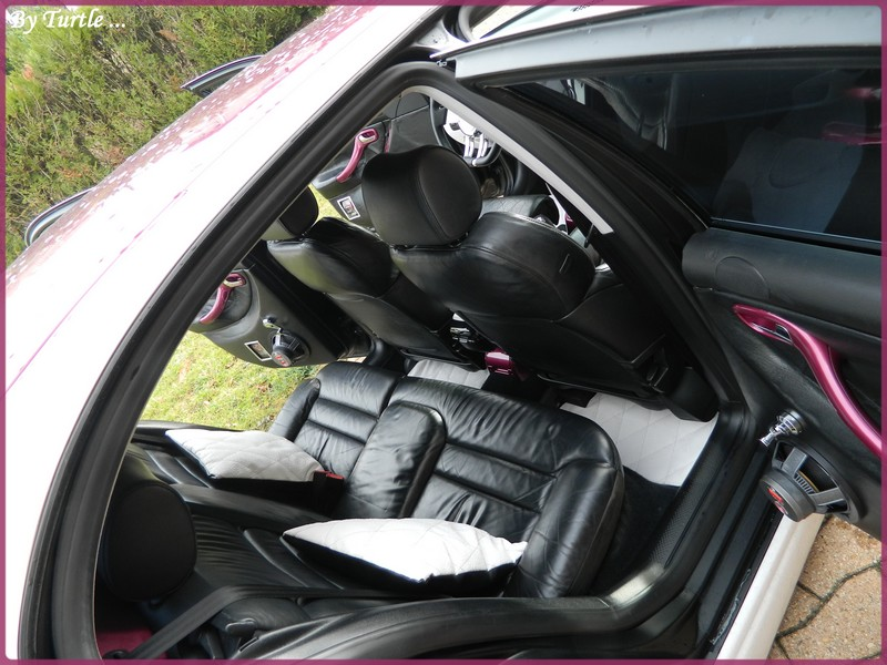 Seat Toledo² Un air ride et 4 Maserati Granturismo en 20. Dscn0035