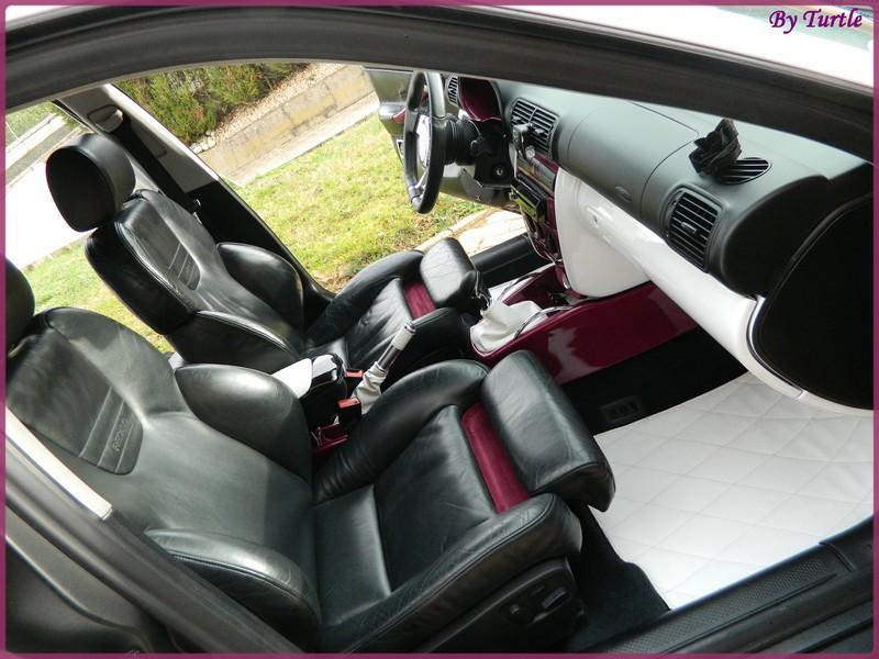 Seat Toledo² Un air ride et 4 Maserati Granturismo en 20. Dscn0036