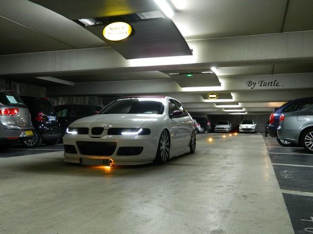 Seat Toledo² Un air ride et 4 Maserati Granturismo en 20. Dscn0116