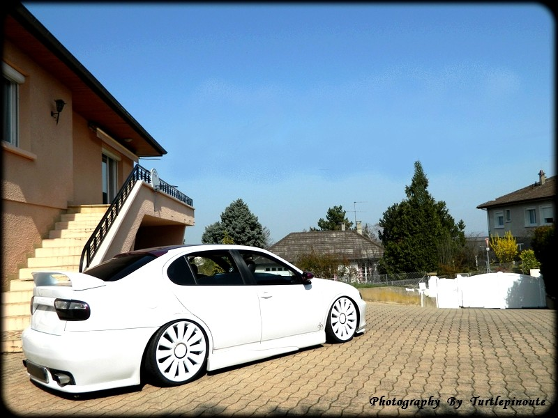Seat Toledo² Un air ride et 4 Maserati Granturismo en 20. Dscn0140