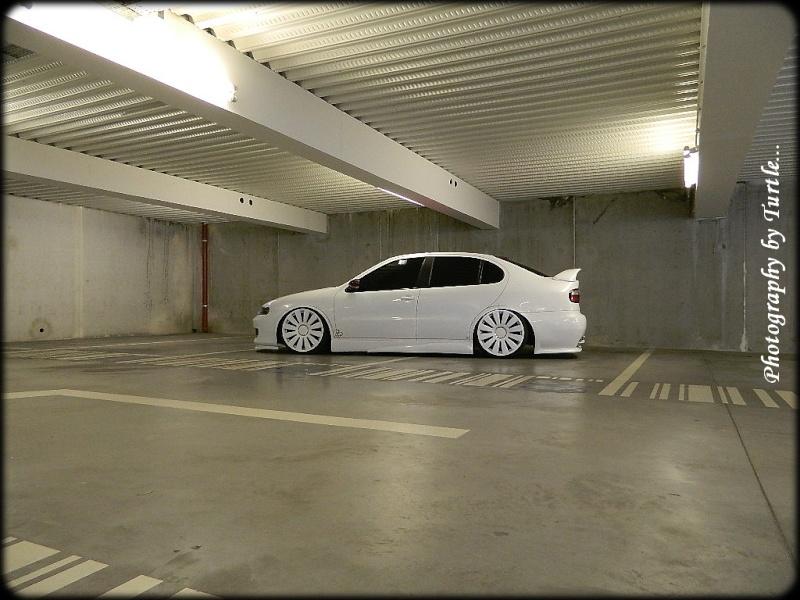Seat Toledo² Un air ride et 4 Maserati Granturismo en 20. Dscn0263