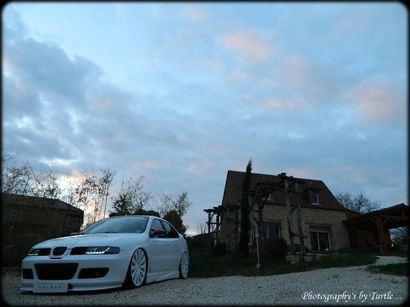 Seat Toledo² Un air ride et 4 Maserati Granturismo en 20. Photo_11