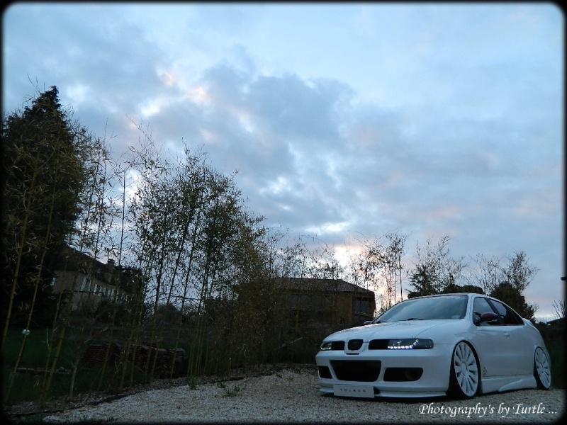 Seat Toledo² Un air ride et 4 Maserati Granturismo en 20. Photo_12