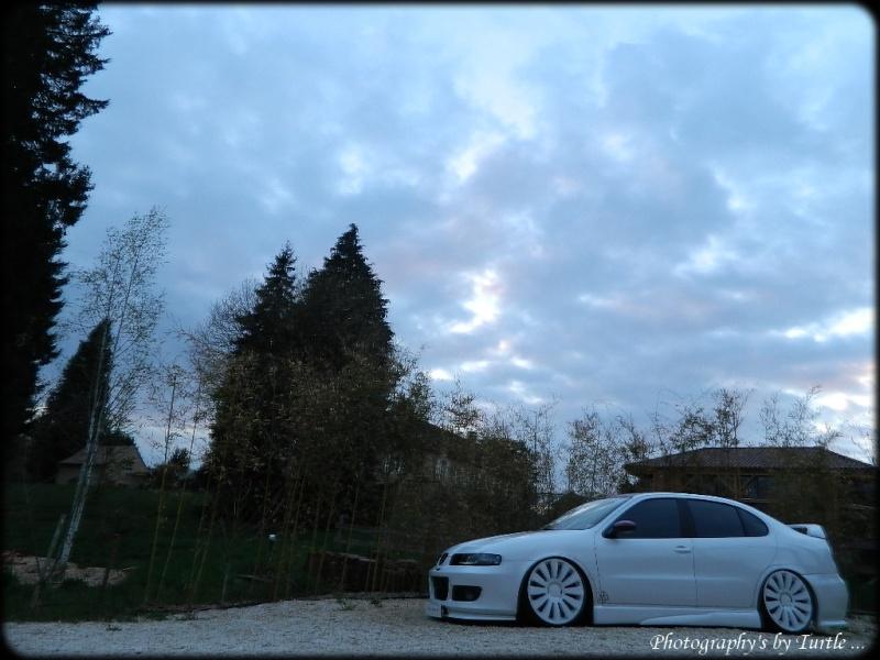 Seat Toledo² Un air ride et 4 Maserati Granturismo en 20. Photo_13
