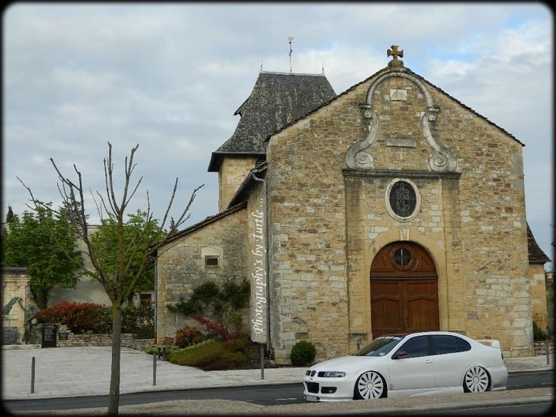 Seat Toledo² Un air ride et 4 Maserati Granturismo en 20. Photo_22