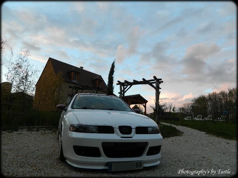 Seat Toledo² Un air ride et 4 Maserati Granturismo en 20. Photo_24