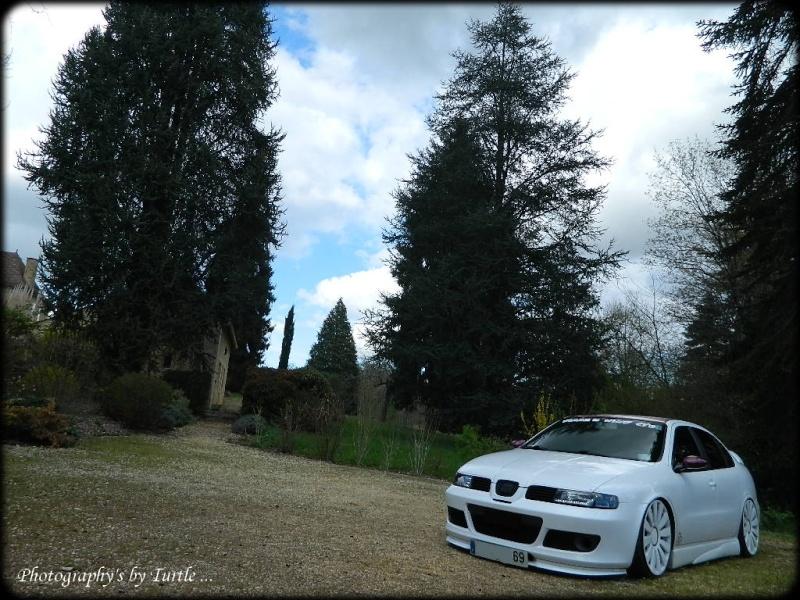 Seat Toledo² Un air ride et 4 Maserati Granturismo en 20. Photo_28
