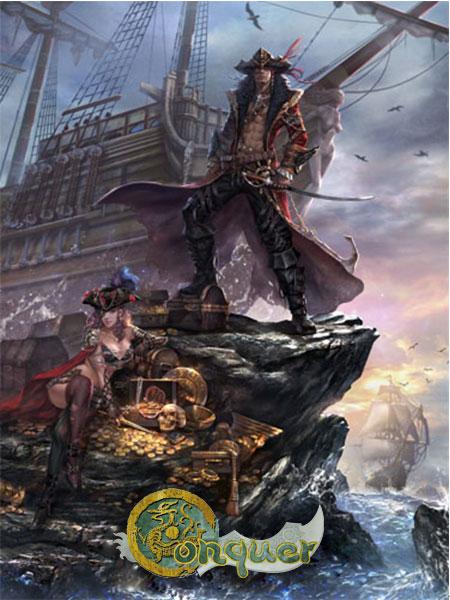 شخصية القرصان ستنزل في قهر اون لاين في 17 يناير ! 111