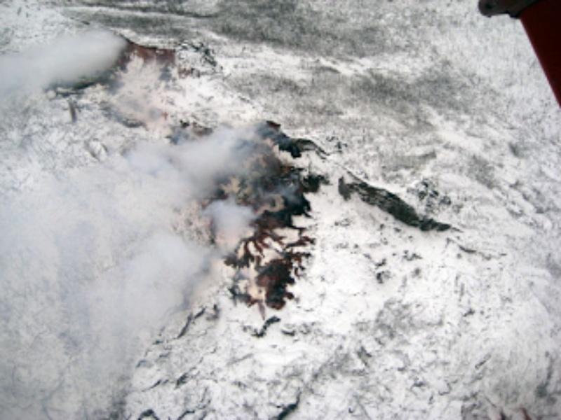 Temor por misteriosa Pirámide en Alaska Esta detrás de prueba nuclear de EE.UU. Prueba10