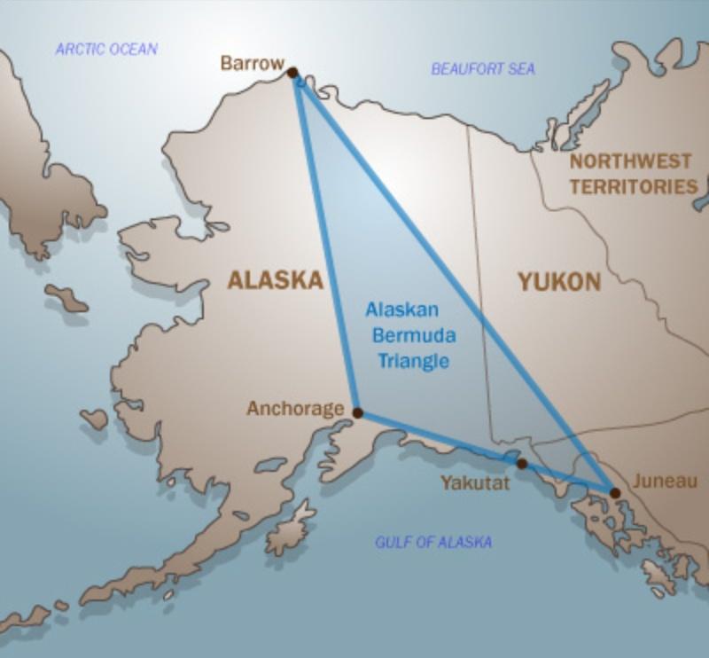 Temor por misteriosa Pirámide en Alaska Esta detrás de prueba nuclear de EE.UU. Triang11