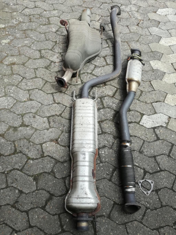 Gruppe A Abgasanlage in Edelstahl für Marco seinen OPC... Img_2048