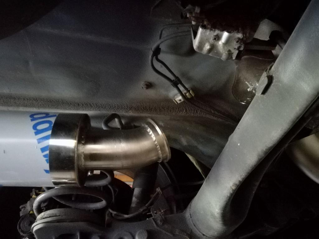 Gruppe A Abgasanlage in Edelstahl für Marco seinen OPC... Img_2066