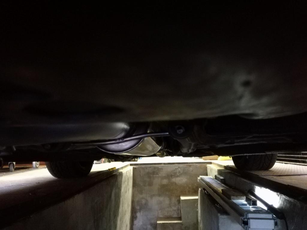 Gruppe A Abgasanlage in Edelstahl für Marco seinen OPC... Img_2081