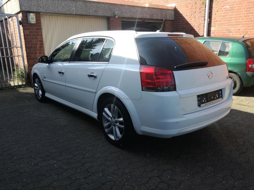 """Mein """"neuer"""" ... Opel Signum Bj. 2008 , 1,9er Diesel usw... Img_2099"""