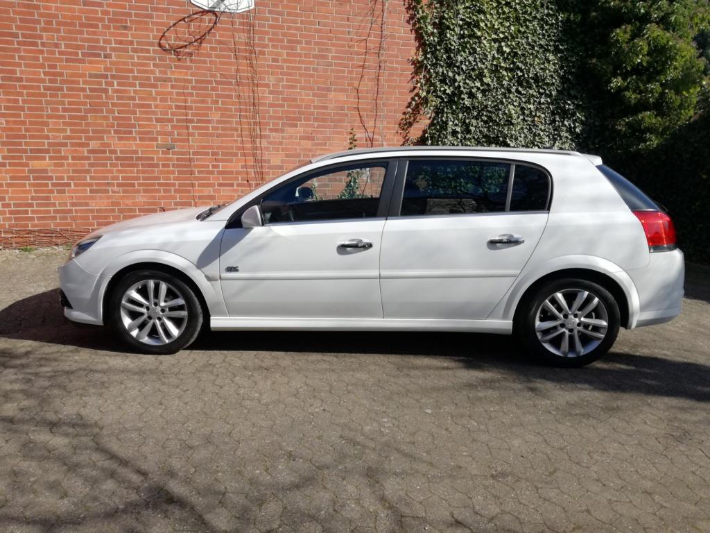 """Mein """"neuer"""" ... Opel Signum Bj. 2008 , 1,9er Diesel usw... Img_2100"""
