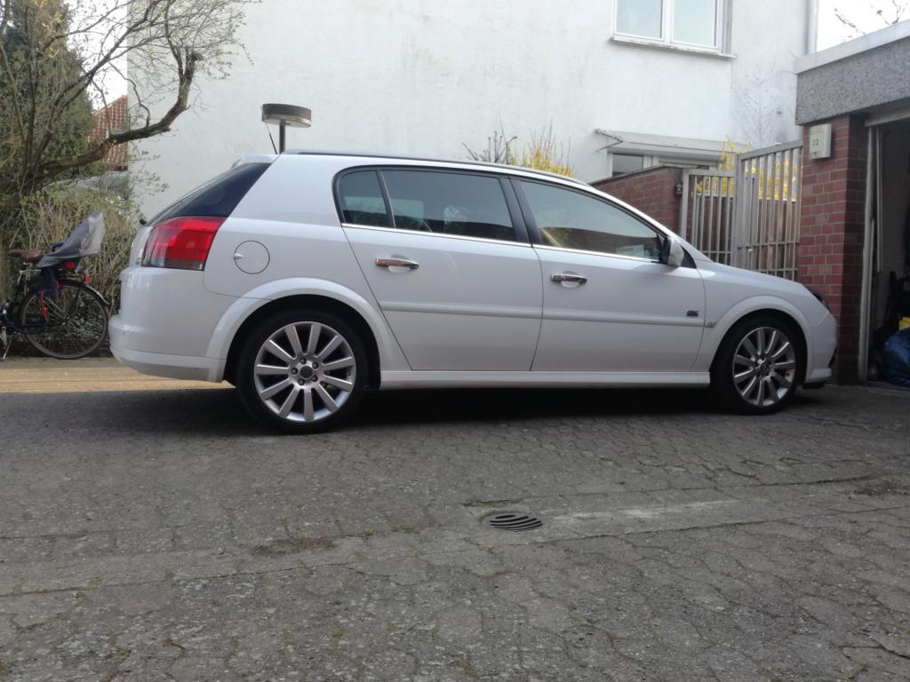"""Mein """"neuer"""" ... Opel Signum Bj. 2008 , 1,9er Diesel usw... Img_2115"""