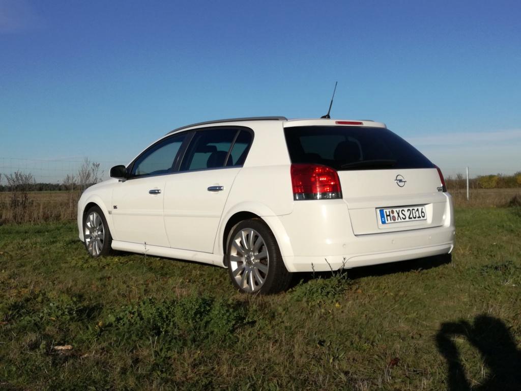 """Mein """"neuer"""" ... Opel Signum Bj. 2008 , 1,9er Diesel usw... Img_2119"""