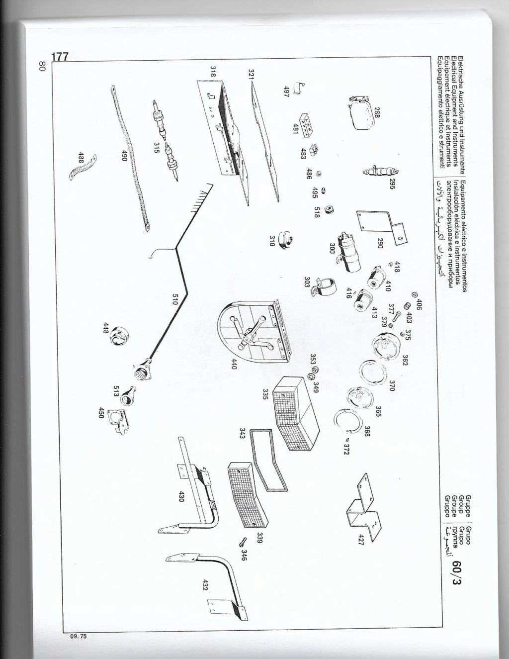 remontage moteur 404  Mog10