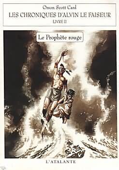 [Card, Orson Scott] Les chroniques d'Alvin le Faiseur - Tome 2: Le prophète rouge At-6610