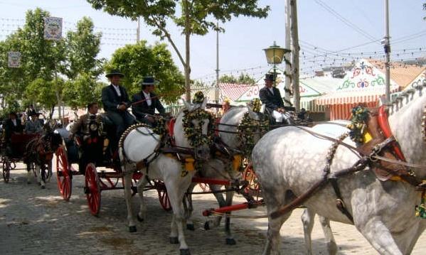 Caseta de Feria Juán Belmonte,137
