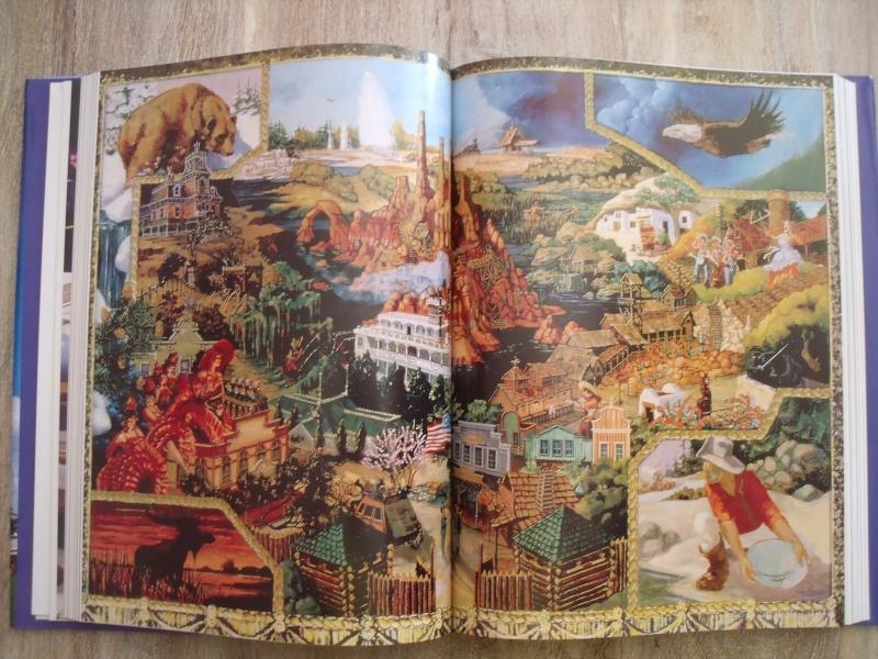 """Jeu Concours (jusqu'au 30 Juin) : Deux exemplaire du livre Disneyland Paris """"De l'Esquisse à la Création"""" à gagner! - Page 4 Dscf0610"""