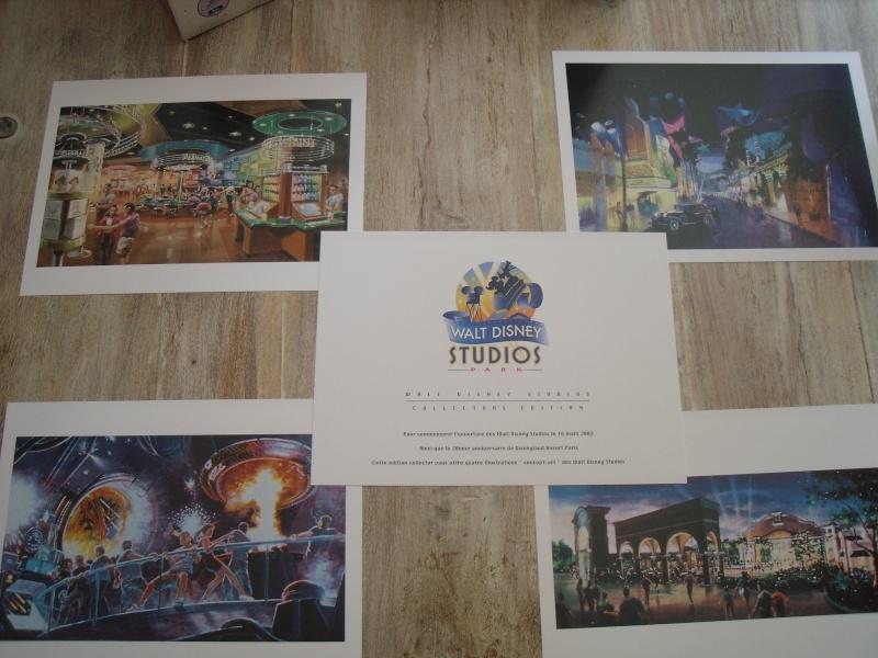 """Jeu Concours (jusqu'au 30 Juin) : Deux exemplaire du livre Disneyland Paris """"De l'Esquisse à la Création"""" à gagner! - Page 4 Dscf0611"""