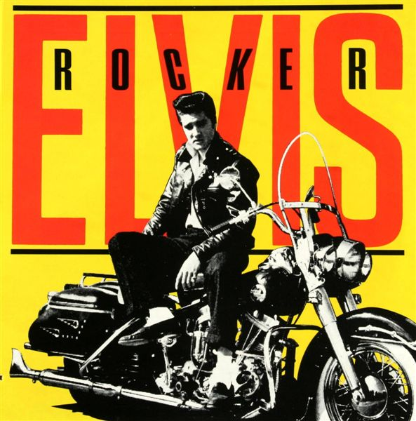 elvis presley the KING A20