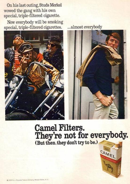 La Harley dans la pub - Page 2 Camel_12
